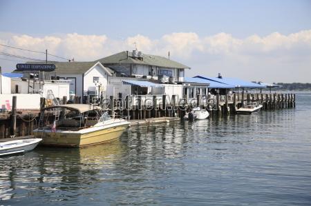 harbor shelter island sound greenport long
