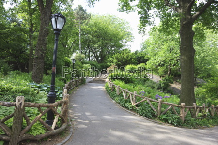 the ramble central park manhattan new