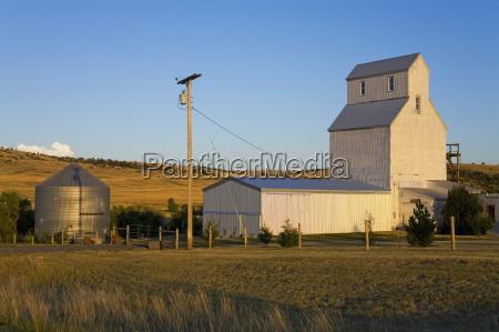fahrt reisen landwirtschaft ackerbau usa horizontal