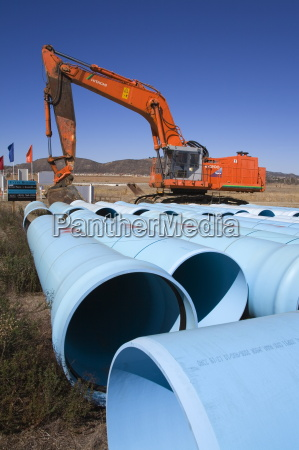pipe laying temecula valley southern california