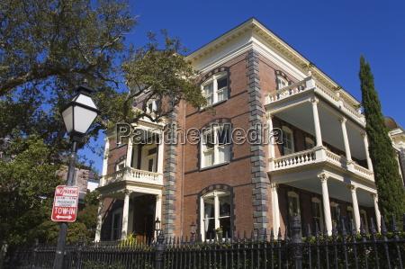 historic calhoun mansion charleston south carolina