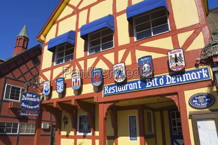 restaurant on alisal road solvang santa