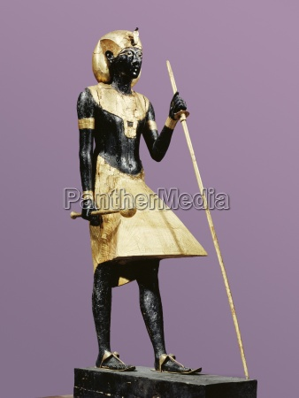 life size statue of tutankhamun made
