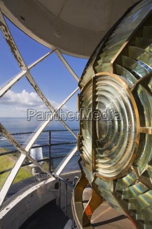 punkt vincente lighthouse linse palos verdes