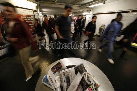 paris subway paris france europe