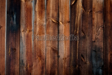 dark natural wooden boards as a