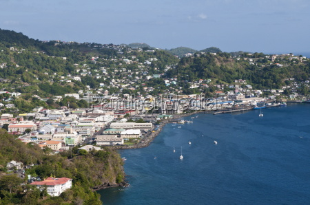 kingstown and harbour st vincent st