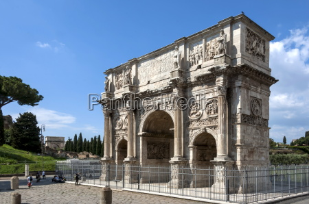 arch of constantine arch of titus