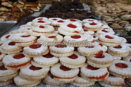 ramadan cakes and pastries jerusalem israel