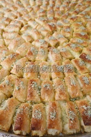 ramadan pastries jerusalem israel middle east
