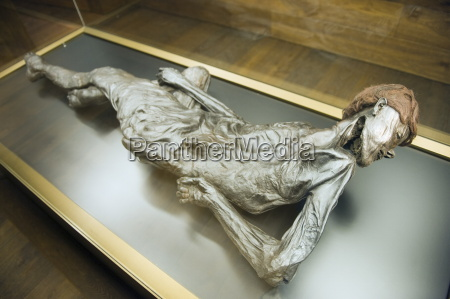 preserved body of the 2000 year
