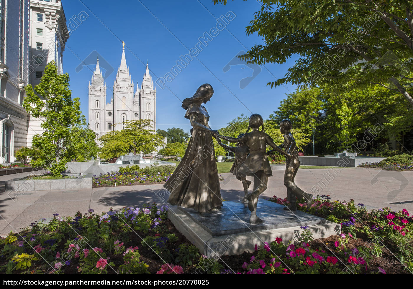 joyful, moment, statue, , temple, square, , salt - 20770025
