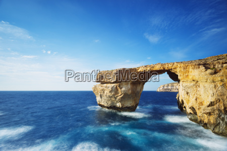 the azure window natural arch dwerja