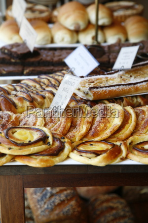 traditional danish pastry at bager lucas
