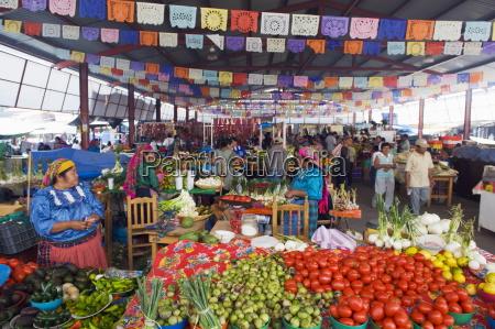 tlacolula sunday market oaxaca state mexico