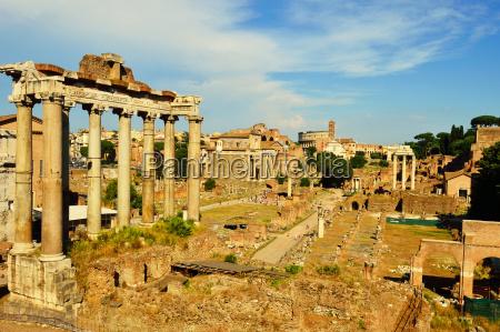 roman forum unesco world heritage site