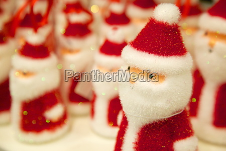 santa claus chritmas decoration sheffield yorkshire