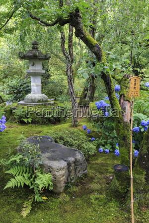 teyu ji temple garden large stone