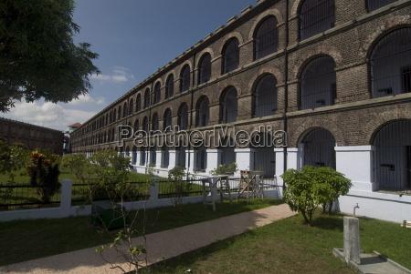 former prison cellular jail port blair