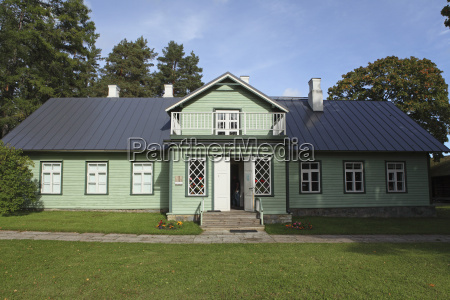 oandu nature centre operated by estonias