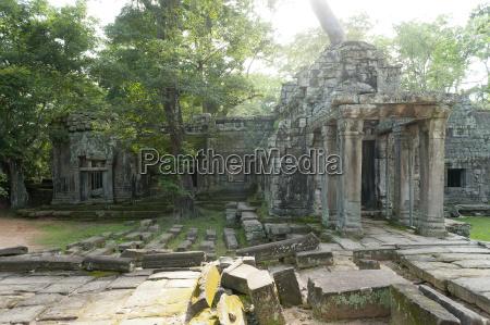 preah khan unesco world heritage site