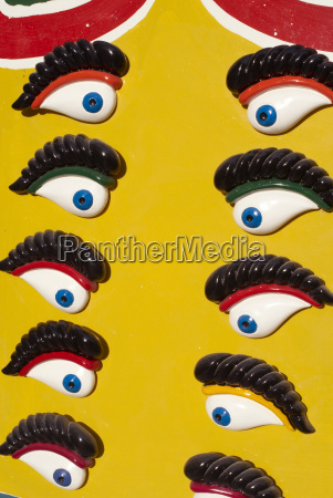 maltese eyes of osiris fridge magnets
