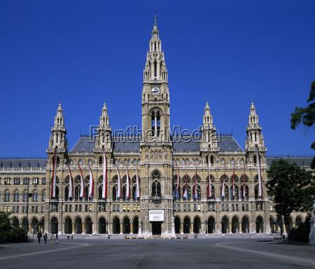 rathaus gothic town hall unesco world