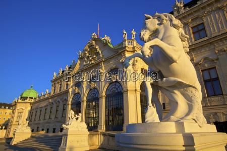 belvedere unesco world heritage site vienna