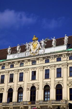 hofburg palace exterior unesco world heritage