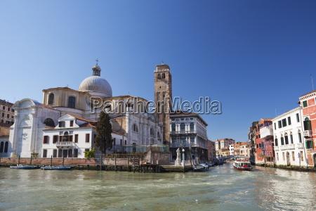 san geremia church and the palazzo