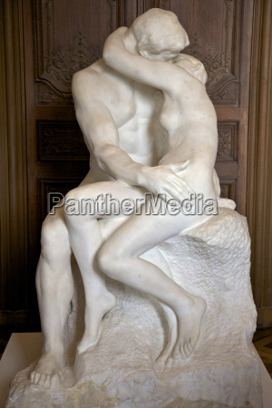 the kiss by auguste rodin 1889