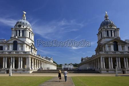 visitors enjoy summer sunshine old royal