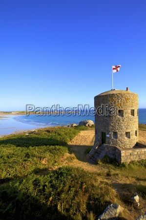 martello tower no 5 lancresse bay