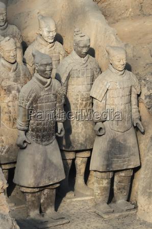 museum of the terracotta warriors mausoleum