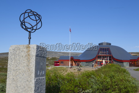 the arctic circle centre nordland norway
