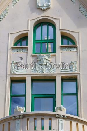jugendstil architecture alesund sunnmore more og