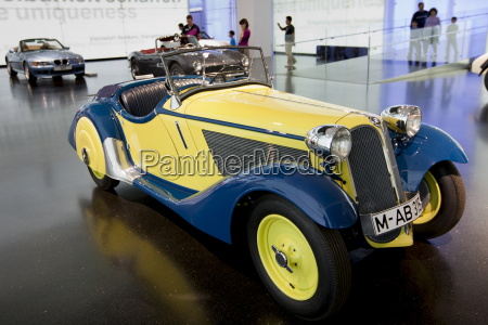 bmw 315 1934 model car on