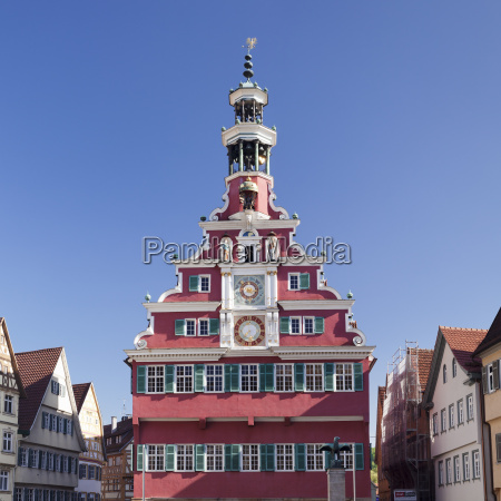 old town hall esslingen esslingen am