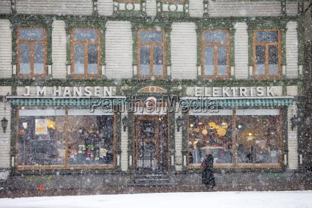 quaint jm hansen electrical shop street