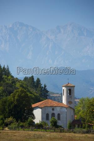 valley church at cabezon de liebana