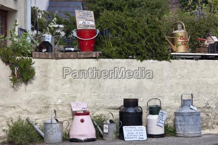 ephemera old kitchen items as collectibles