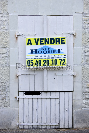 for sale sign on period property