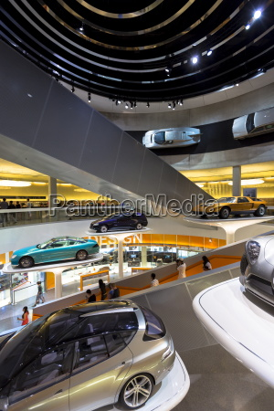mercedes benz concept cars in their