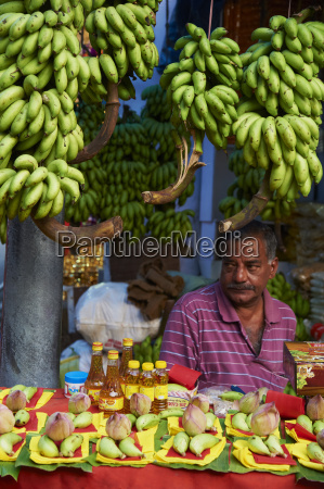 fruit market trivandrum thiruvananthapuram kerala india