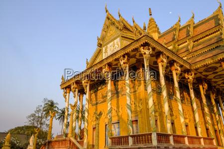vat kor temple battambang battambang province