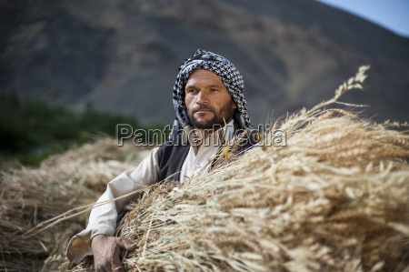 a man from the panjshir valley