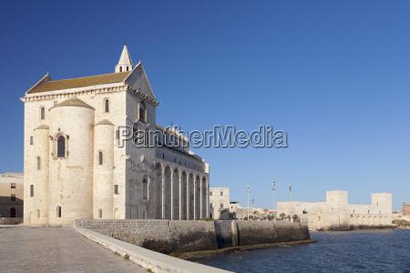 san nicola pellegrino cathedral castello svevo