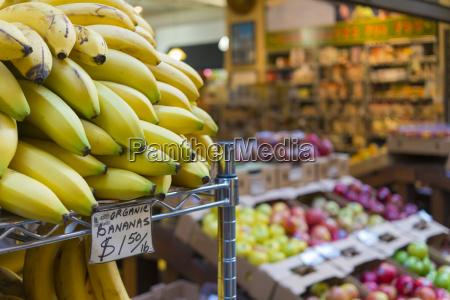 usa california san francisco organic fruit