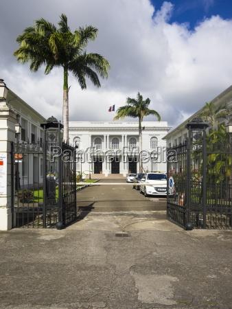 caribbean antilles lesser antilles martinique fort