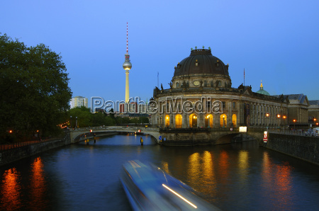 germany berlin view of bode museum